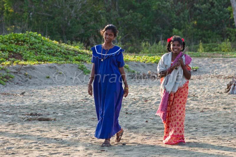 Andaman women